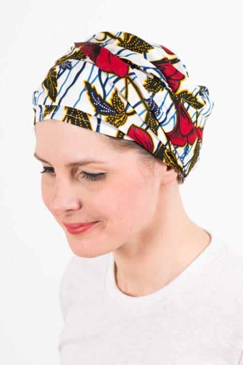 turban_chimiotherapie_coton_foudre_africain_wax_fleurs_hib2