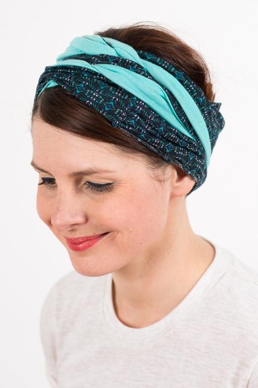 bandeau_a_cheveux_turbans_large_bicolore_topaze_turquoise_foudre_2