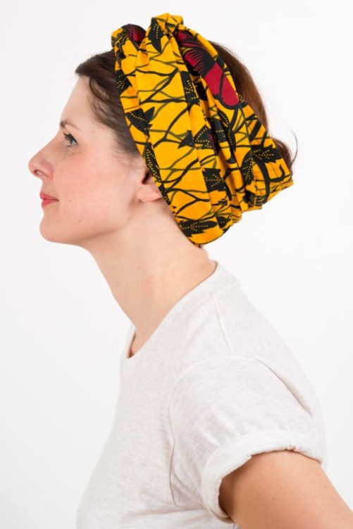 bandeau_a_cheveux_turbans_large_coton_wax_africain_fleurs-jaune_foudre