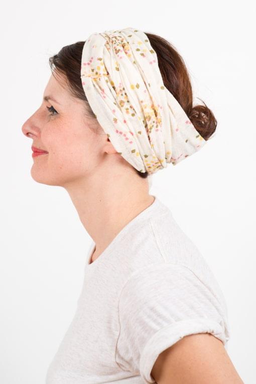 bandeau_a_cheveux_turbans_large_coton_pétale_foudre