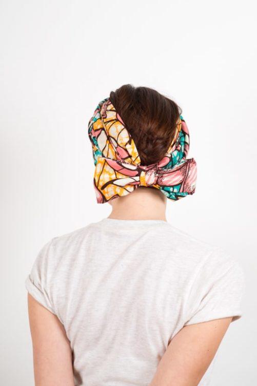 bandeau_a_cheveux_turbans_large_coton_wax_africain_rose_bleu_2