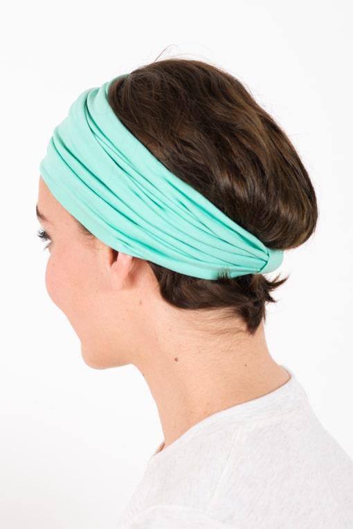 bandeau_a_cheveux_elastique_large_turquoise_2