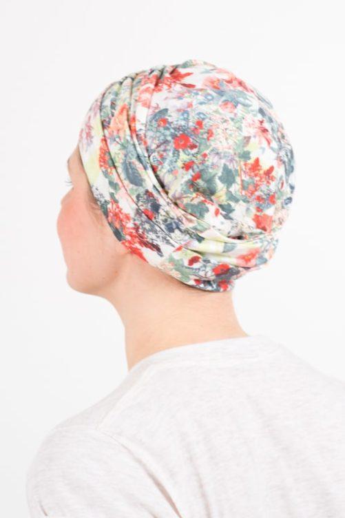 bonnet_chimiotherapie_coton_foudre_fleurs_bouquet3