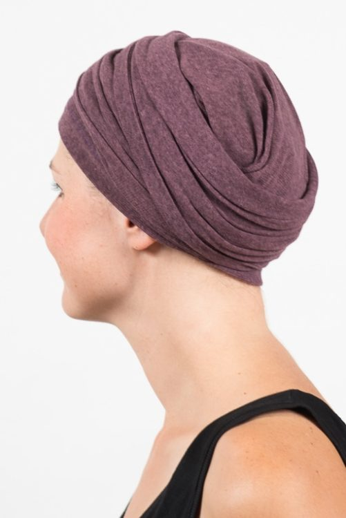 foudre_turban_chimio_pelade_maille_violet_3