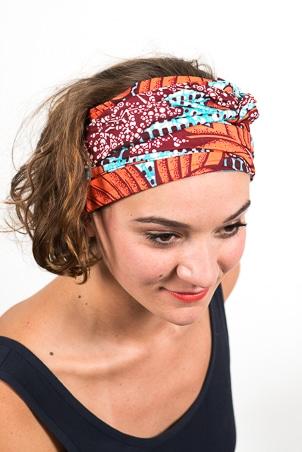 bandeau_a_cheveux_turbans_large_wax_africain_bleu_corail_2