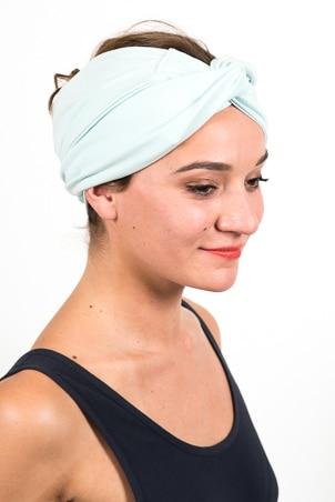 bandeau_a_cheveux_turbans_large_elastique_emeraude_bleu_ciel