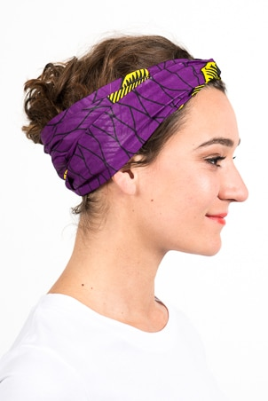 foudre_bandeaux_cheveux_wax_africain_coquillage_violet_2