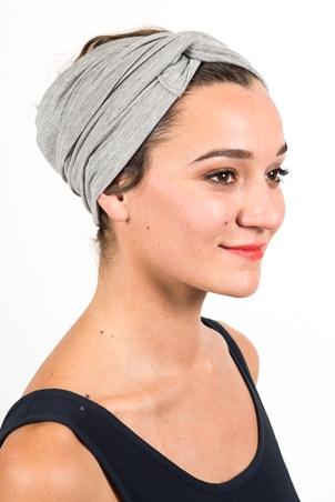 bandeau_a_cheveux_turbans_large_elastique_gris