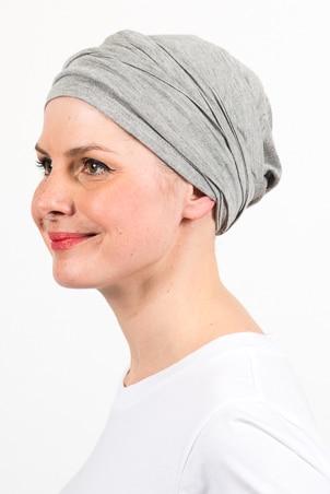 turban_chimiotherapie_elastique_gris_2