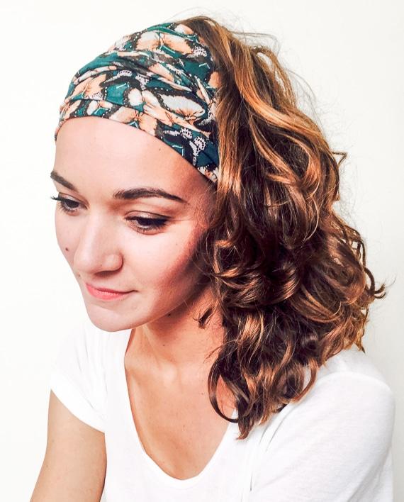 foudre_bandeaux_a_cheveux_pelade_alopecie_papillons_verts