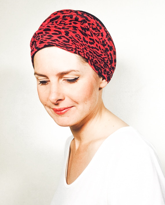 foudre_turbans_chimiotherapie_ensemble_volume_bandeaux_scratch_leopard_fushia