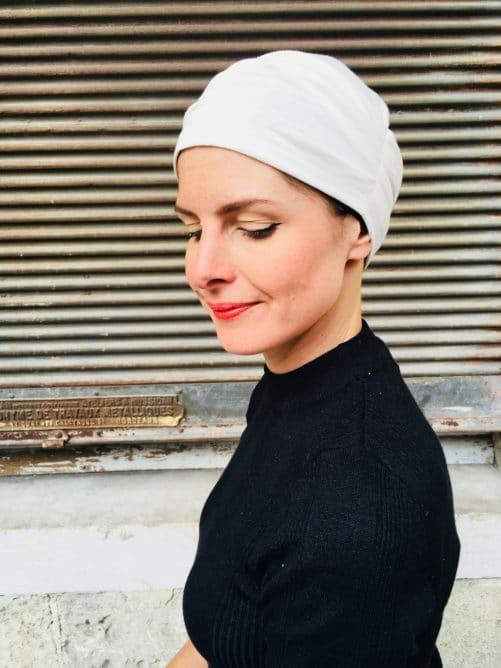 bonnet-chimiotherapie-coton-bio-blanc-foudre