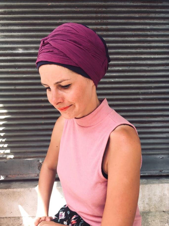 turban_chimiotherapie_foulard_mousseline_coton