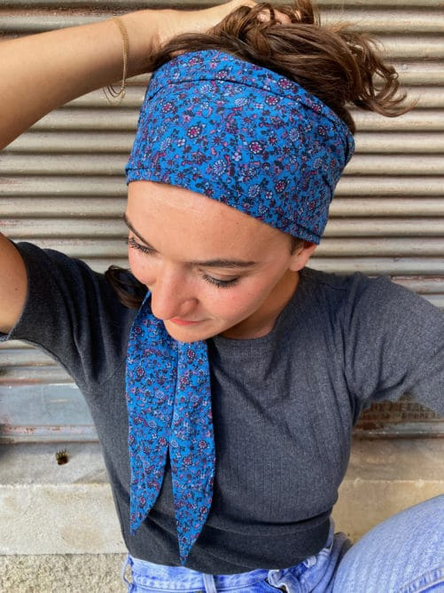 bandeau_a_cheveux_coton_liberty_blu