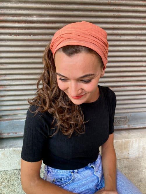 bandeau_a_cheveux_large_corail