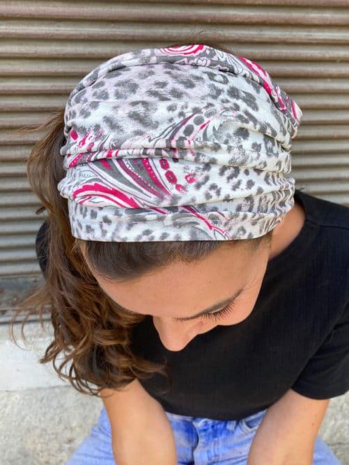 bandeau_a_cheveux_scratch_leopard_gris