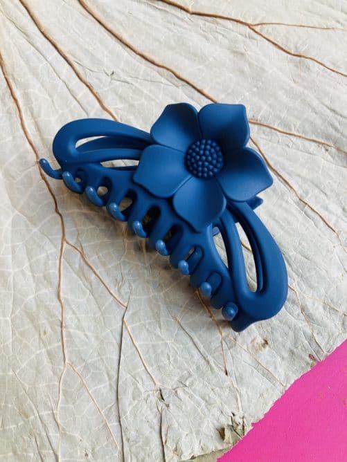 barrette_cheveux_art_nouveau_bleu
