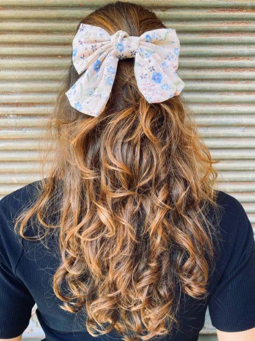 noeud-a-cheveux_tissu_fleurs_rose