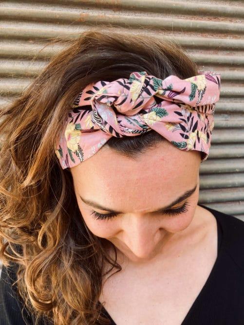 bandeau_a_cheveux_headband_hawai_rose